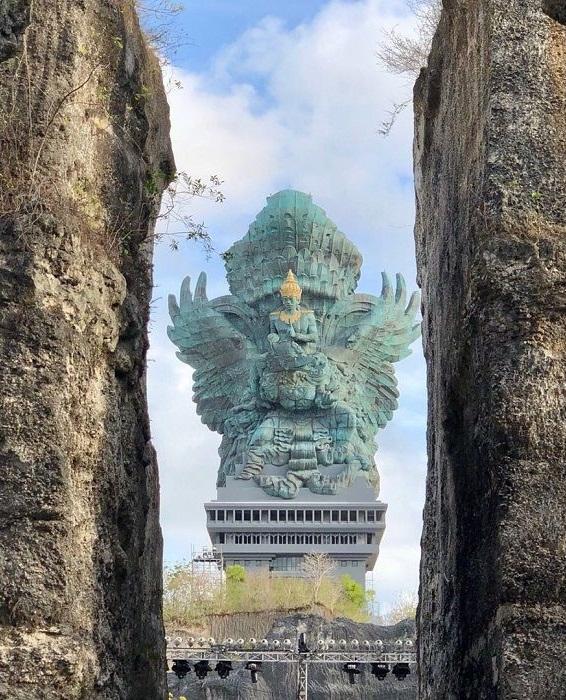 3 Fakta Tentang Garuda Wisnu Kencana Bali