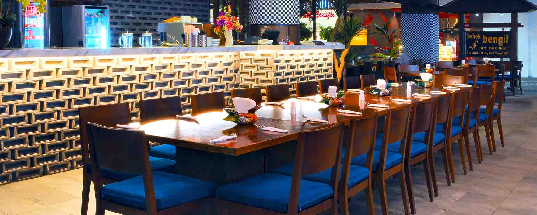 Bebek Bengil Restaurant Gandaria City Mall - Jakarta Selatan