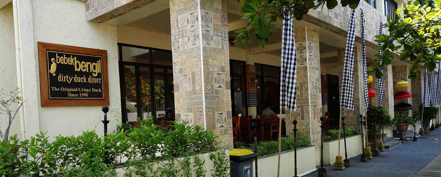 Bebek Bengil Restaurant Jimbaran GWK - Bali
