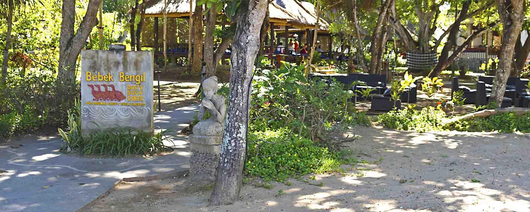 Bebek Bengil Restaurant Nusa Dua - Bali