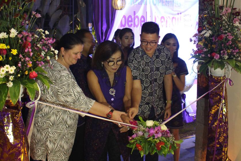 Grand Opening Bebek Bengil Samasta Jimbaran
