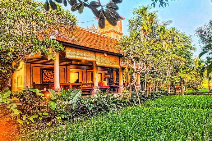 The Best Restaurant in Ubud