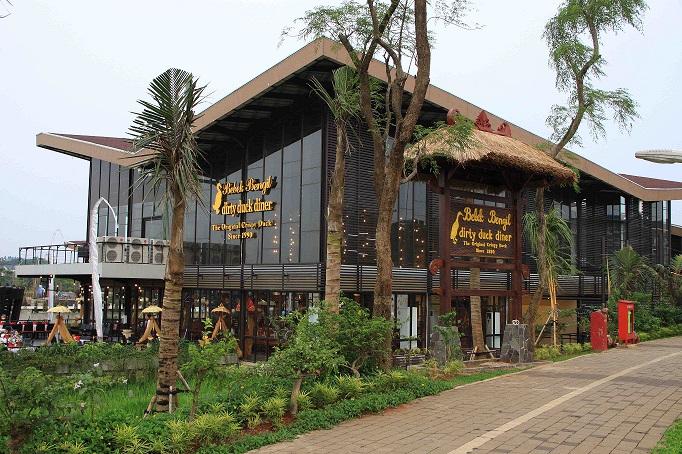 The Breeze - Tangerang